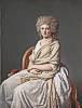 Jacques-Louis David (1748 - 1825) Anne-Marie-Louise Thélusson, Comtesse de Sorcy 1790