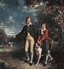 Thomas Lawrence (1769 - 1830) Die beiden Söhne des 1st Earl Talbot, um 1793