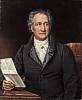 Joseph Karl Stieler (1781 - 1858) Johann Wolfgang von Goethe, 1828