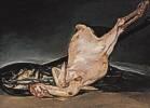 Francisco José de Goya y Lucientes (1746 - 1828) Die gerupfte Pute 1808/1812