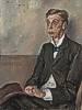 Lovis Corinth (1858 - 1925) Eduard Graf von Keyserling, 1900