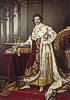 Joseph Karl Stieler (1781 - 1858) König Ludwig I. von Bayern im Krönungsornat, 1826
