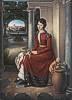 Heinrich Maria von Hess (1798 - 1863) Marchesa Marianna Florenzi, 1824