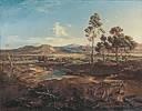 Carl Rottmann (1797 - 1850) Olympia, 1839