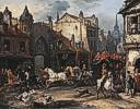 Carle Vernet (1758 - 1836) Rückkehr von der Jagd, 1828