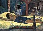 Paul Gauguin (1848 - 1903) Die Geburt - Te tamari no atua, 1896