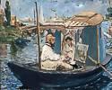 Edouard Manet (1832 - 1883) Die Barke, 1874