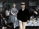 Edouard Manet (1832 - 1883) Le Déjeuner, 1868
