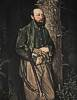 Ferdinand von Rayski (1806 - 1890) Der kgl. sächsische Forstinspektor Carl Ludwig von Schönberg, 1850