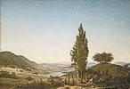 Caspar David Friedrich (1774 - 1840) Der Sommer (Landschaft mit Liebespaar), 1807