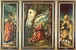 Hans Burgkmair d. ä. (1473 - 1531) Johannesaltar 1518