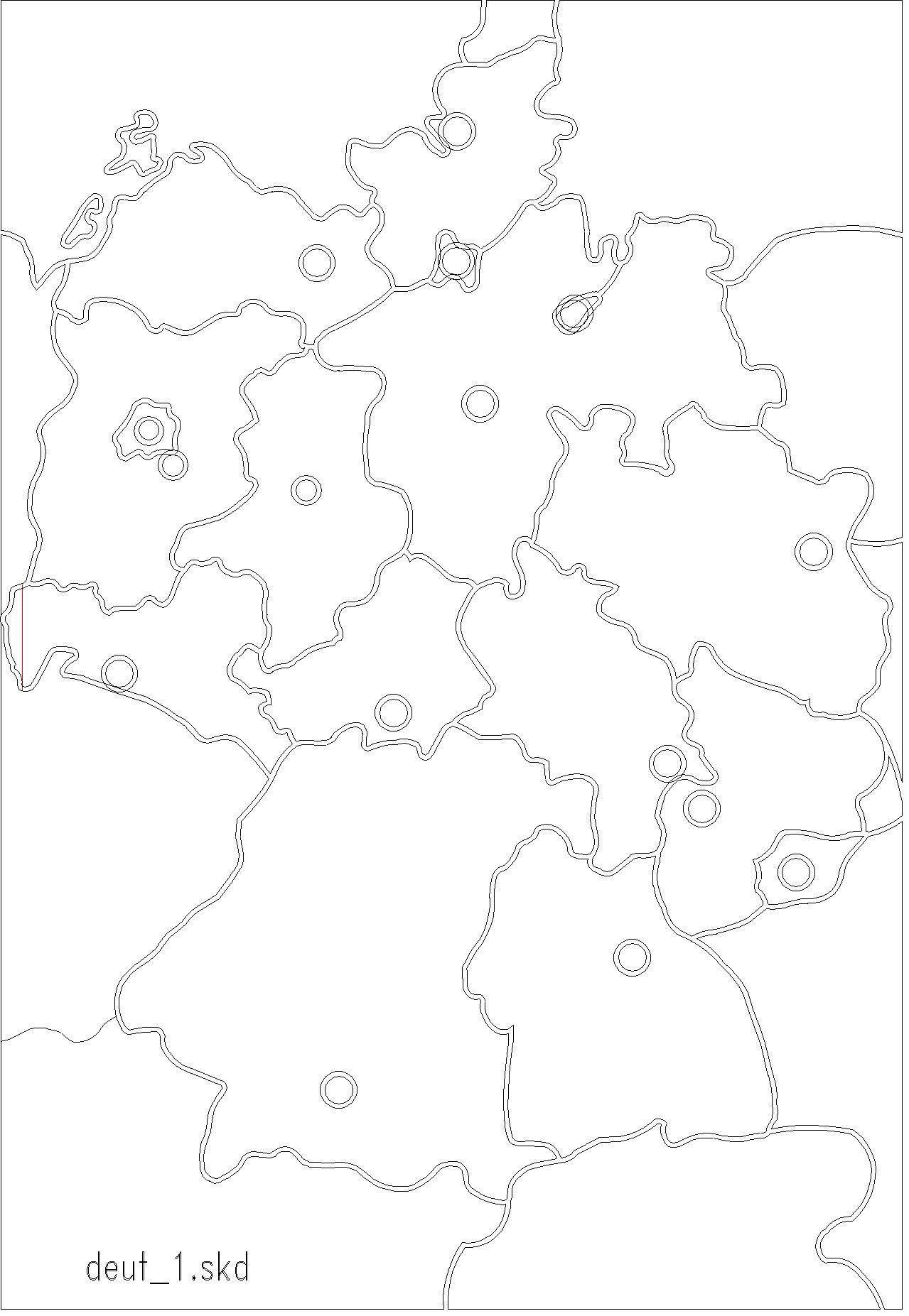 Arbeit Am Deutschlandpuzzle