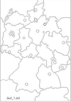 Deutschlandkarte Blanko Landkarte Deutschland 2020 10 08