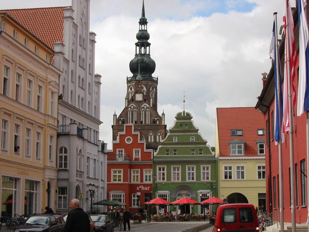 Unfall A1 Wikipedia: Greifswald