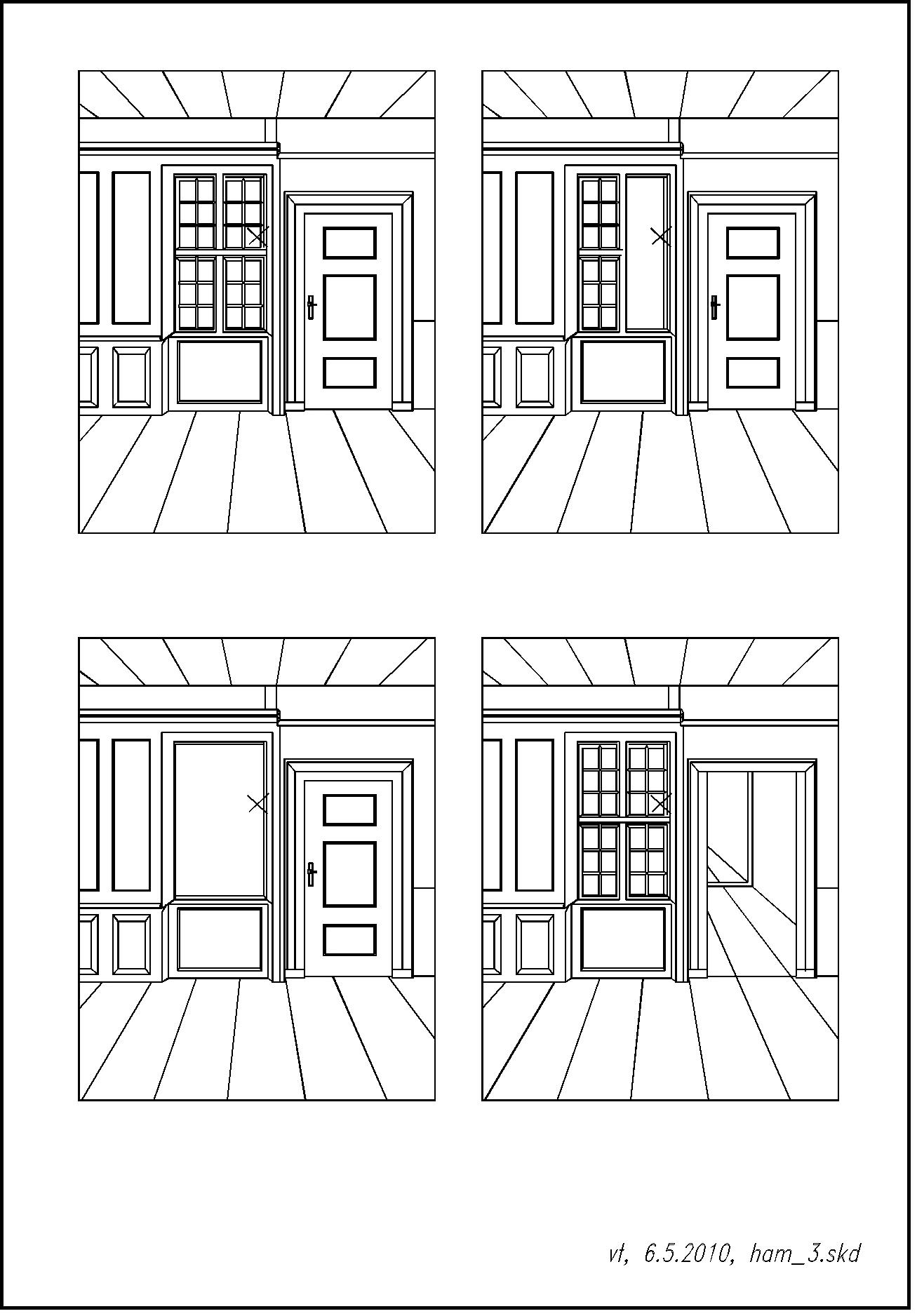 hammershoi. Black Bedroom Furniture Sets. Home Design Ideas