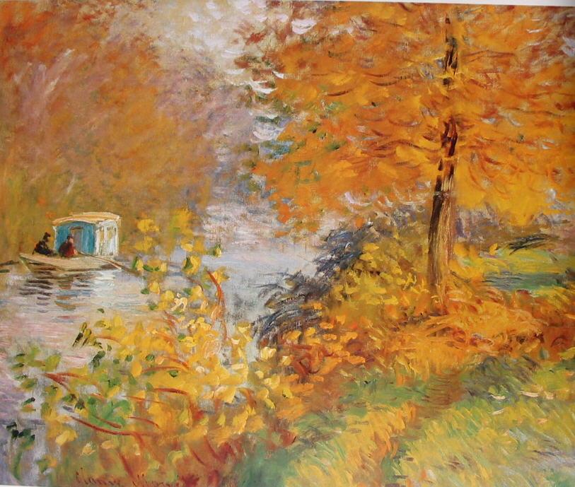 Landschaftsmalerei impressionismus  methodischer Beitrag zum Impressionismus