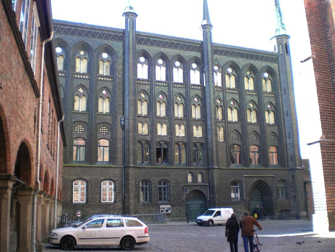 Lübeck und Bremen