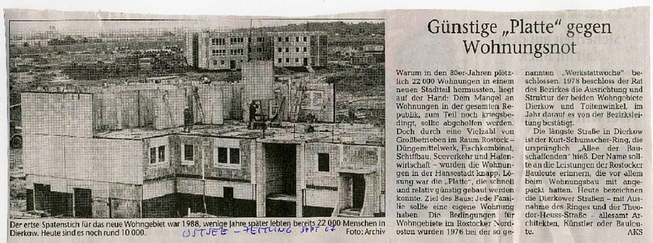 Bild Zeitung Rostock