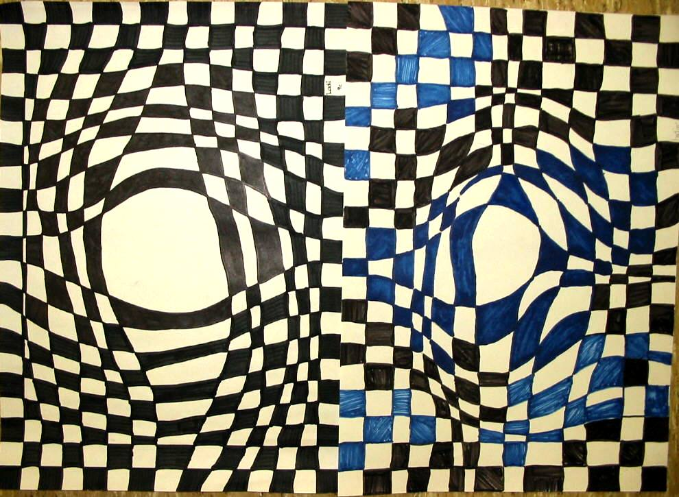 Art vasarely www kunstlinks de material vtuempling vasarely neues